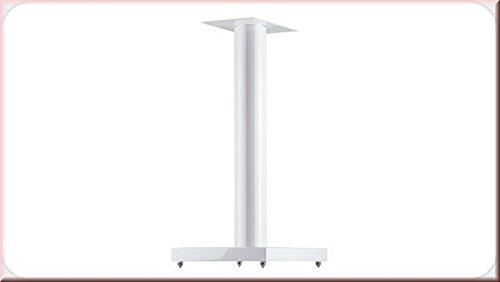 Canton 03733 LS 660 Standfuß weiß/Silber/schwarz