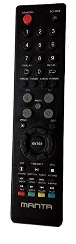 Mando a Distancia Original para TV Manta LED3202