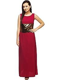 Adyuth Women Sequined Dress