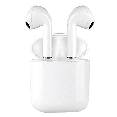 Yotta auricolari wireless, auricolari bluetooth mini auricolari in-ear auricolari sportivi con 2 true wireless earbuds per iphone/android smartphone