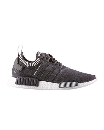 Adidas NMD R1 PK Japan Schuhe Sneaker Neu (EUR 43 1/3 US 9.5 UK 9, Schwarz)