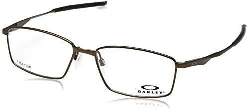Ray-Ban Herren 0OX5121 Brillengestelle, Mehrfarbig (Pewter), 53