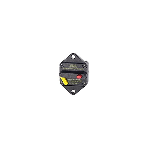 Blue Sea 7089 150 Amp Circuit Breaker Panel Mount 285 Series by Blue Sea Systems