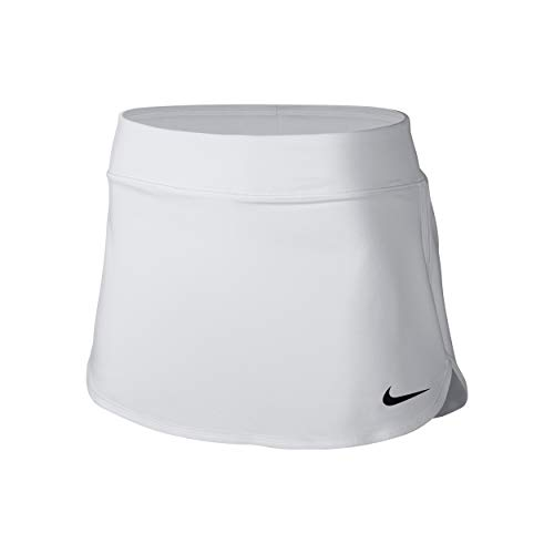 Nike Damen Court Pure Rock, White/Black, XL - Nike-sommer-rock