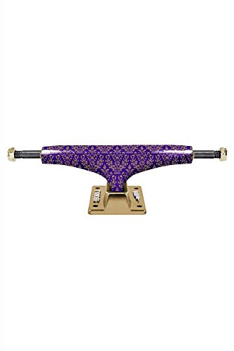 147 Thunder Trucks Skateboard (THUNDER TRUCK TEAM HOLLOW 147 BRONZE ELITE PURPLE)