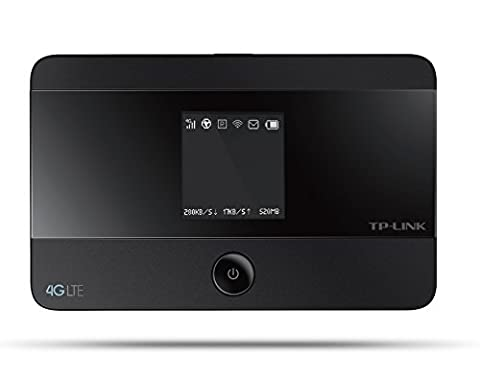 TP-Link M7350 mobiler 4G/LTE MiFi Dualband-WLAN-Router (LTE
