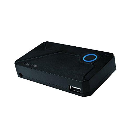 LogiLink UA0269 Game Cinema Lite HD Capture, Playaufnahme in HD und HDMI für Fernseher Anschluss