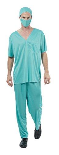 Reír Y Confeti - Ficinf010 - Para adultos traje - Cirujano