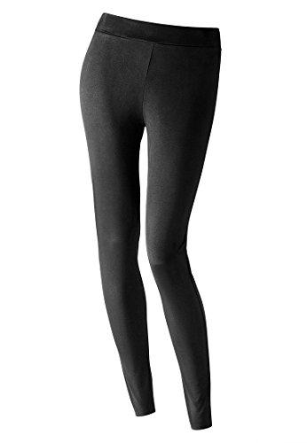Wolford Damen Velour Leggings black 38 (Leggings Wolford)