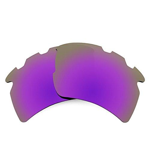 Revant Ersatzlinsen für Oakley Flak 2.0 XL Vented Plasma Lila MirrorShield®