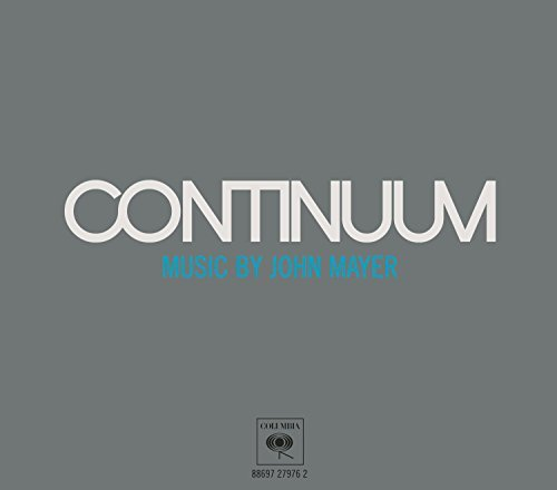 Continuum by John Mayer (2008-04-08) - Amazon Musica (CD e Vinili)