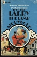 The Larry the Lamb storybook
