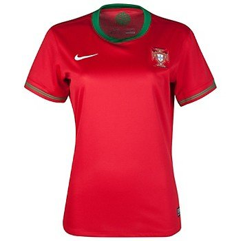 Portugal home jersey EURO 2012 womens-XS | 158 (Euro-2012-trikot)