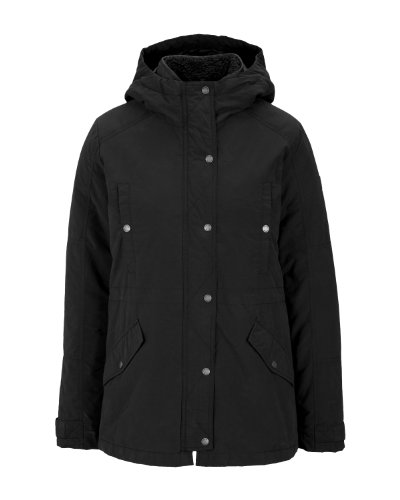 Bench Damen Jacke Jacke Take-off schwarz (black) Medium