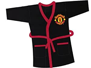 Manchester United Dressing Gown Bathrobe AGE 5-6 years