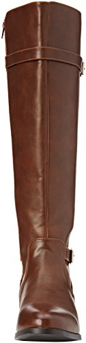 New Look - Wide Foot Egerton, Riding Boots Donna Brown (tan)