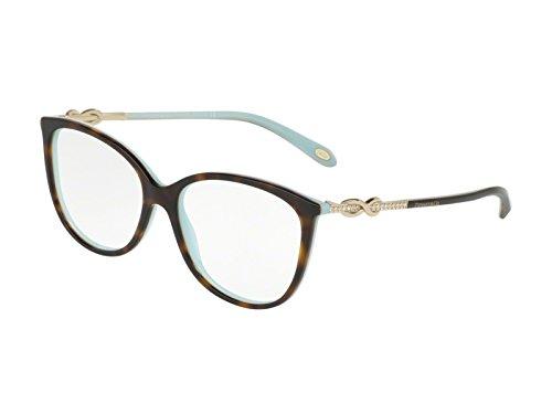 Tiffany & co. tf 2143 b col.8134 cal.55 new occhiali da vista-eyeglasses