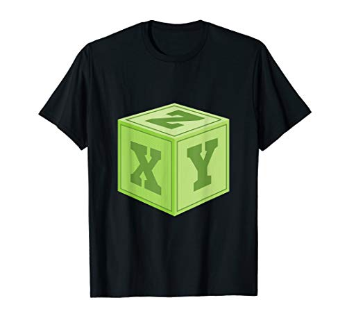 3D Drucker Fans Calibration Cube Würfel X Y Z Axis Test Gift T-Shirt