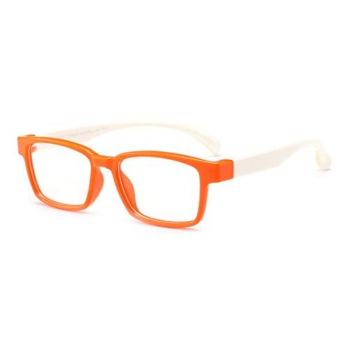 Noradtjcca Silikon Klarglas Mädchen Jungen Flexible Brillenfassungen Kinder Brillenfassungen Optische Brillenfassungen Kind
