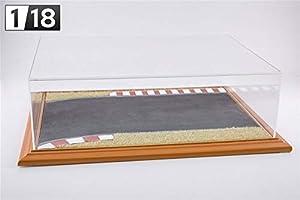 ATLANTIC CASE Coche de ferrocarril de Collection, 30105, Acrylic