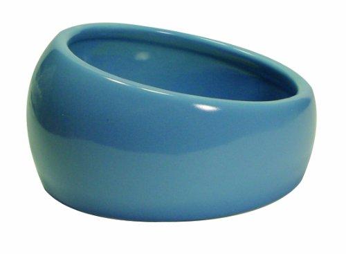 Hagen Ergonomischer Nagernapf klein blau