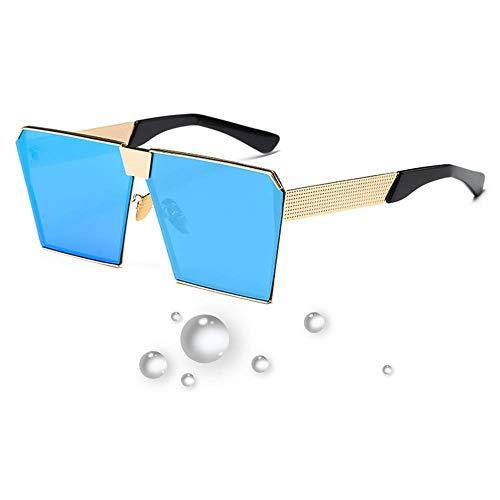 BAIF Verspiegelte polarisierte Sonnenbrille für Herren und Damen, UV400-Schutz, zum Fahren, Radfahren, Angeln, Golf und alle Sportarten, Blendfreier UV-Schutz, Leichtmetallrahmen, A3