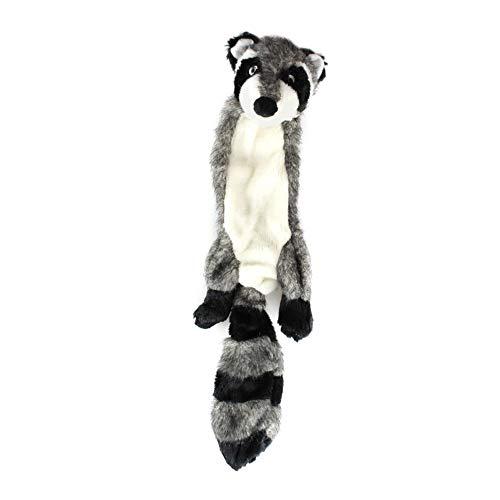 laonBonnie Keine Füllung Quietschen Spielzeug Stofftier Weiches Plüsch Tiere für Hunde Kauen Quietsche Quietschend - Füllung-plüsch Keine Hund Spielzeug