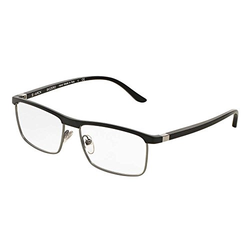 Starck eyes occhiali da vista 0sh3029 matte black uomo