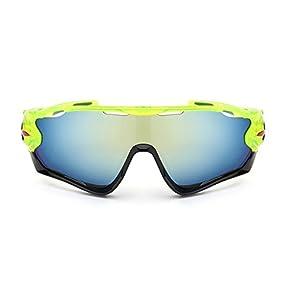 Embryform gafas de sol deportivas para el ciclismo Running Fishing Golf irrompible