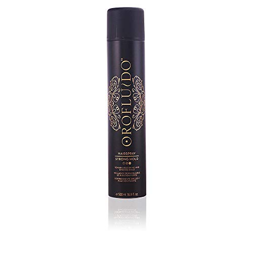 Orofluido Remarkable Shine And Strong Hold Hairspray 500ml