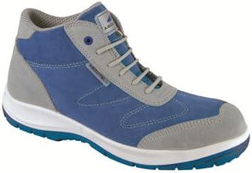 Aboutblu 1930200la Sparrow Mid Blue S3 Zapatos de Trabajo, Azul, 1930200LA_43