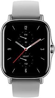 "Amazfit GTS 2 Smartwatch with Alexa Built-In, 1.65"" AMOLED Display, Built-In GPS, 3GB Music Storage, 7-Da"
