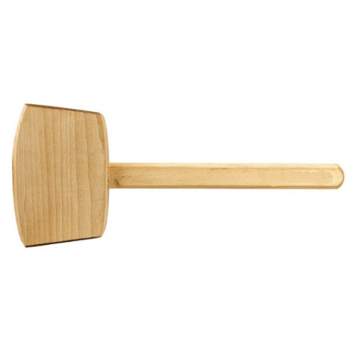 Holzhammer, Hammer, Schreinerklüpfel, Klüpfel 500 gramm Holzklüpfel