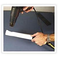 MSV Amplificador de Agarre 25 cm para Raquetas de Tenis 1 Fuerza de Agarre