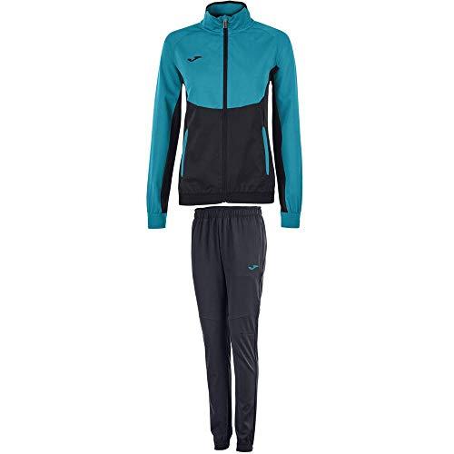 compre los más vendidos estilo de moda de 2019 amplia gama Joma Essential Micro Chándal, Mujer, Verde Agua, XS