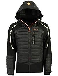 Canadian Peak - Softshell Homme Tenox Noir 9f1ff2f1aa4f