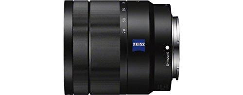 Bild 8: Sony SEL-1670Z Zeiss Standard-Zoom-Objektiv (16-70 mm, F4, OSS, APS-C, geeignet für A6000, A5100, A5000 und Nex Serien, E-Mount) schwarz