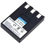 Dörr NB-3L Lithium-Ion 790mAh 3.7V batterie rechargeable - batteries rechargeables (Lithium-Ion (Li-Ion), 790 mAh, Caméra Numérique, 3,7 V, 2,9 Wh, Noir)