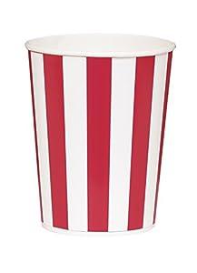 "Small Popcorn Buckets 3.5""X5.5"" 4/Pkg -"