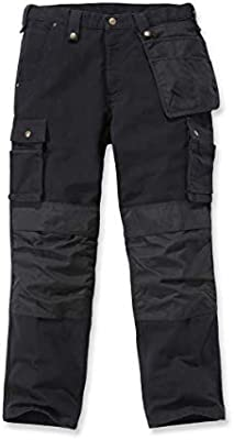 Carhartt Mens Washed Duck Multipocket Durable Cargo Pants Trousers