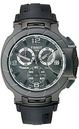 Tissot Analogue Black Dial Men'S Watch T0484173705700