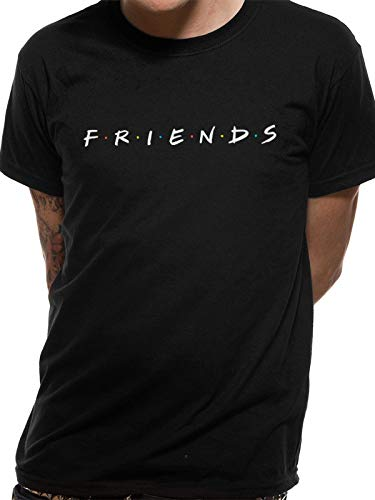 T-Shirt (Unisex-Xxl) Logo (Black) [Import anglais]