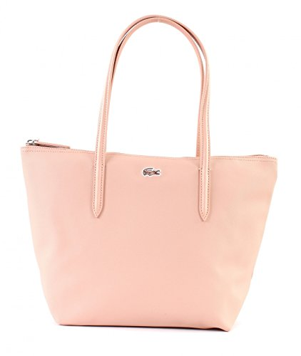 LACOSTE L.12.12 Concept S Shopping Bag Rose Cloud - Buy Online in Oman.  bf9c4e53c2c
