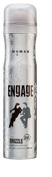 Engage New Metal Range for Women, Drizzle, 150ml