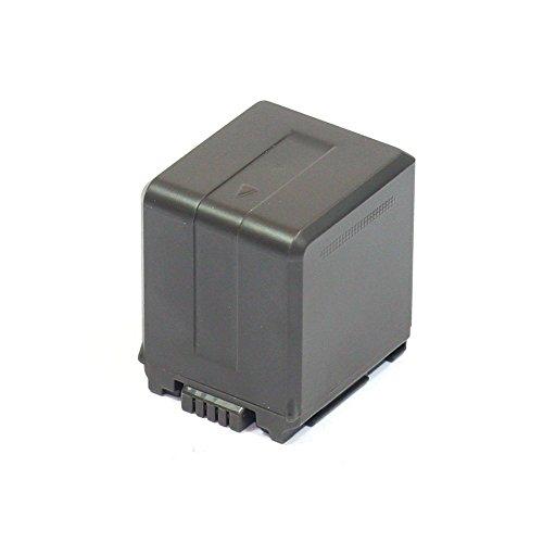 subtel® Qualitäts Akku kompatibel mit Panasonic HDC-SD200, -SD707, -SD700, SD600, HDC-HS9, HDC-SDT750, HDC-TM700, -TM400, NV-GS500, -GS400, SDR-H80, VDR-D51 (2200mAh) VW-VBG070, VW-VBG130, VW-VBG260 Ersatzakku Batterie