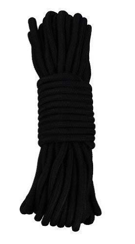 Inet-Trades 15M Exterior Cuerda 5/7/9 MM - Negro