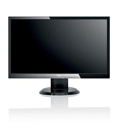Fujitsu Amilo SL 3230T 58,4 cm (23 Zoll) TFT Monitor schwarz HDMI, VGA (Kontrast 10000:1, Reaktionszeit)