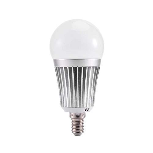 YDYG WiFi LED-Leuchtmittel, dimmbar, 18 W, 1200 lm, kompatibel mit Amazon Alexa, Google Home, mit Smartphone, 100 W, WiFi