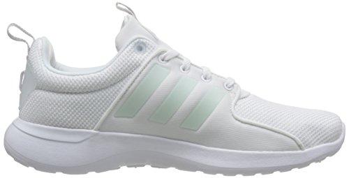 Adidas Cf Lite Racer, Écharpe De Corsa Blanc Uomo (ftwbla / Ftwbla / Gridos)