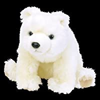 TY Classic Plush - ICEBERG the Polar Bear (large size w/ large tag - 18 inch) by Ty